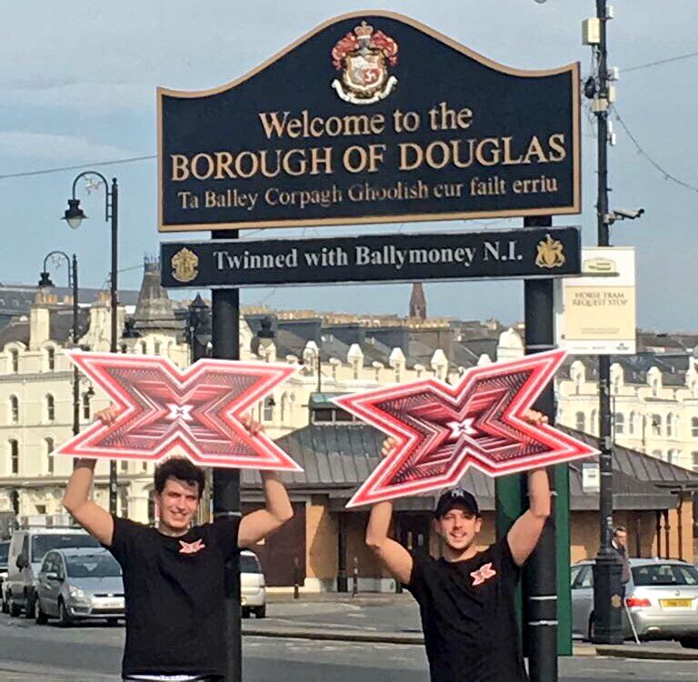 The #XFactor is spending #BankHolidayMonday in Isle of Man! Audition at Towerhouse, Douglas, until 5pm today 🎤 https://t.co/KvsoODvcQ9