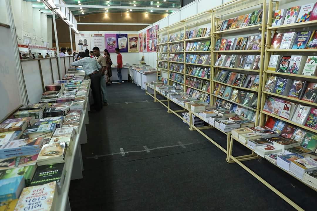 5 lakh visited Amdavad National Book Fair 2017, over 2 lakh books sold: AMC