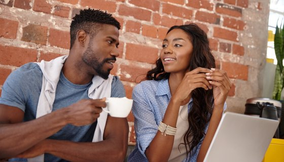 online dating buzz words
