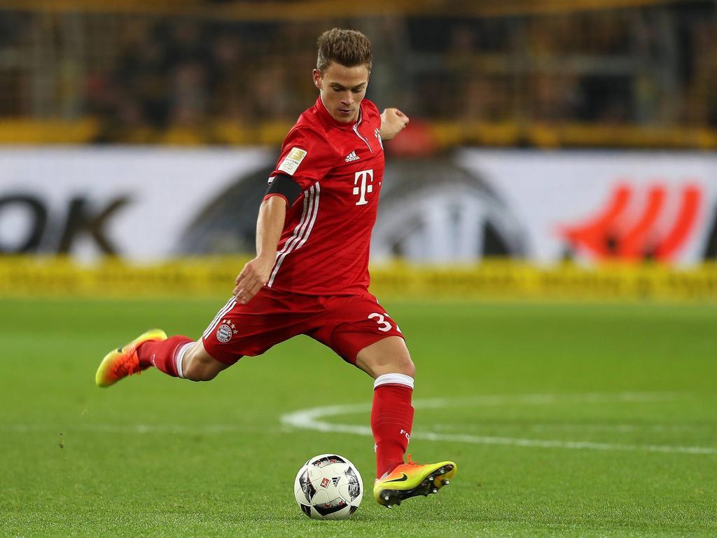 "Bayern & Germany on Twitter ""Joshua Kimmich prefers to be Xabi"