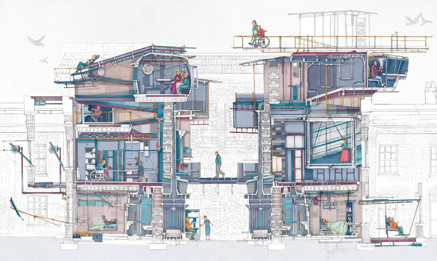 Young Architect Guide: 5 Ways to Tell Your Story Through Drawings Alone @Architizer https://t.co/7Zuhy0KdxC https://t.co/sYQgBfFcPC