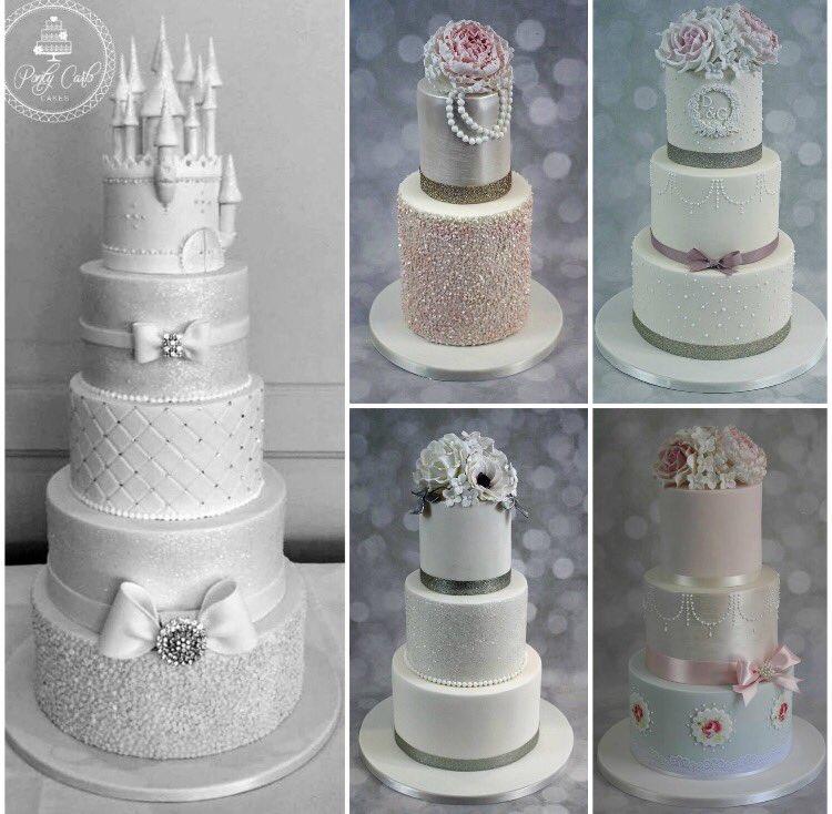 Vintage Wedding Cakes Cardiff