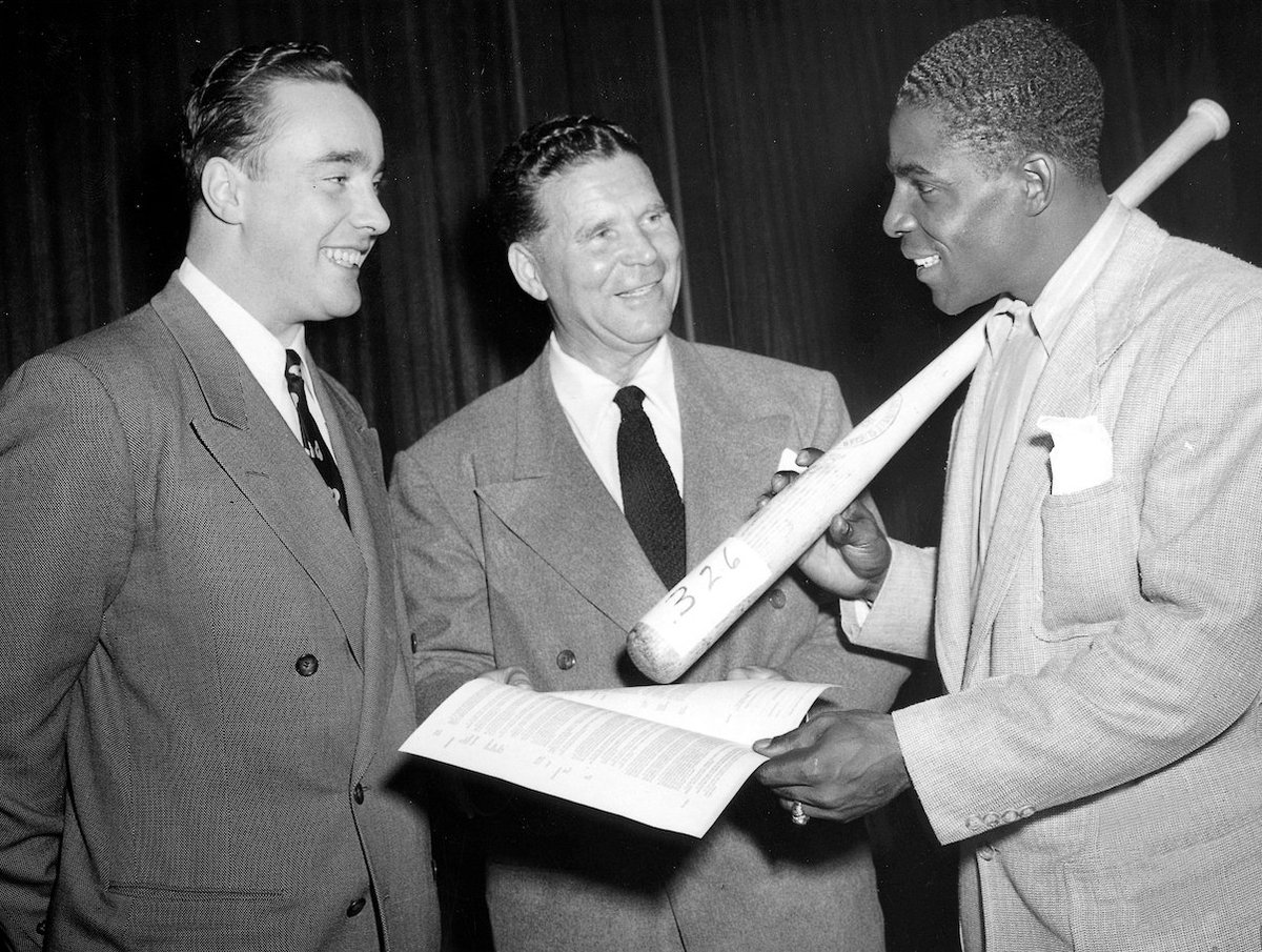 Chicago White Sox On Twitter OTD In 1951 Minnie Minoso Broke The Color Barrier His First Plate Appearance Homered Off Vic Raschi