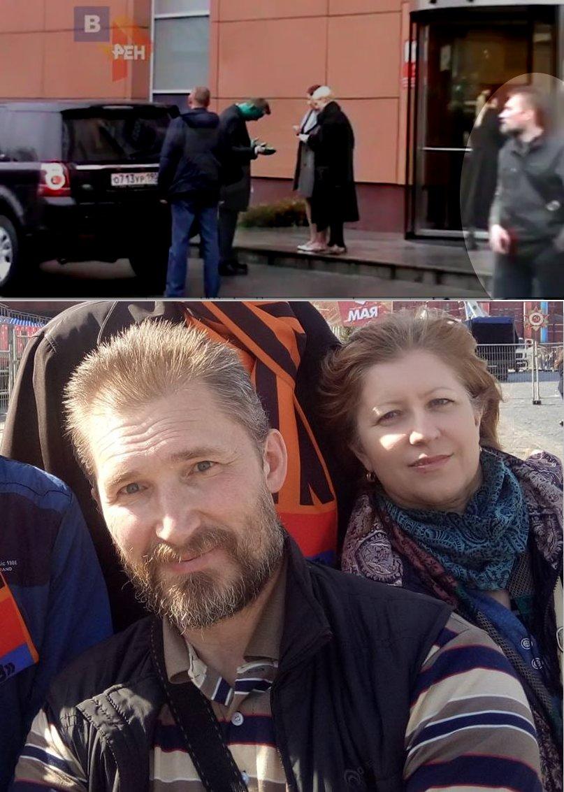 Опознанный читателями соучастник нападения на Навального признал себя на видео