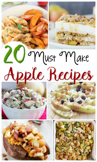 20 Delicious Apple Recipes to Make that are Perfect for Fall — Life of a Southern Mom