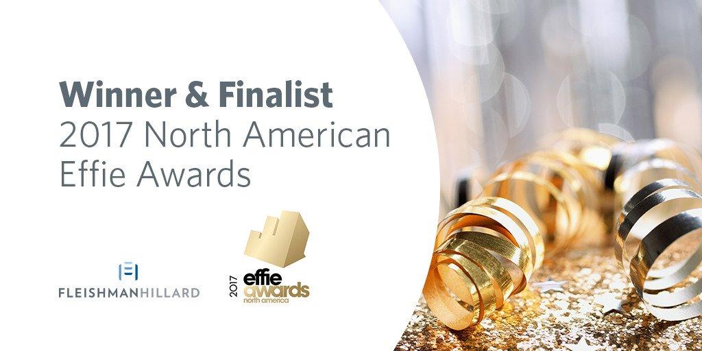 Very proud: we're a North American #Effies winner and finalist! Learn more: https://t.co/dwZfeBHOSR https://t.co/AumLh4JDYp