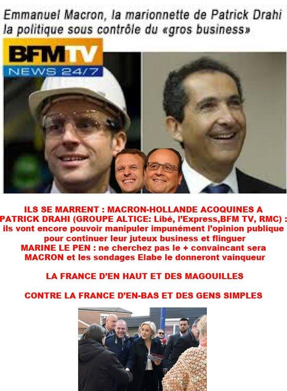 #macron Boycott #BFMacron <br>http://pic.twitter.com/J7hhvLR0Ze