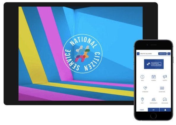 Download @ccollisions_uk app now to make the most of the day! Via app store or on web: https://t.co/y59lyrPMY8 #creativecollisions https://t.co/ZTe9GnplHq
