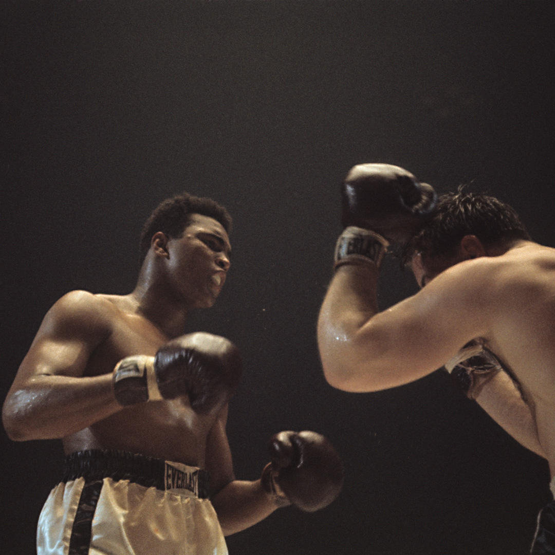 45 Years Ago: #MuhammadAli defeated George Chuvalo to retain the NABF...