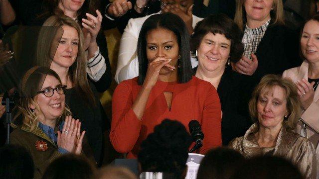 #BREAKING: Trump ends Michelle Obama's girls education program https://t.co/K0mfkBu5sD