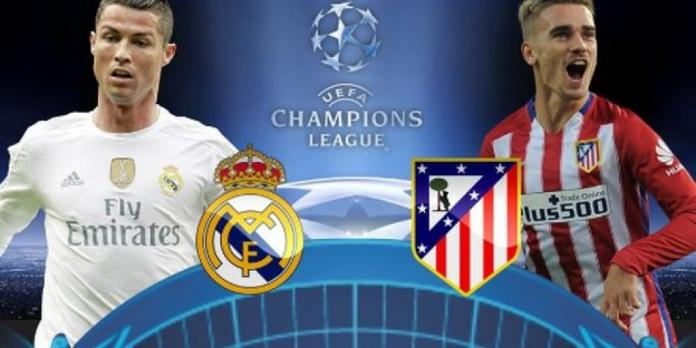 Dove Vedere REAL MADRID ATLETICO MADRID Streaming Diretta in chiaro e VIDEO Online Gratis Champions League semifinale