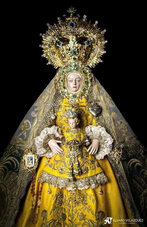 Alexis Ojeda En Twitter La Virgen De La Caridad Patrona Sanlúcar De Barrameda Regresa Al Altar De Su Basílica Tras Una Magnífica Restauración Ruega Por Nosotros Https T Co Zawjbwngy3