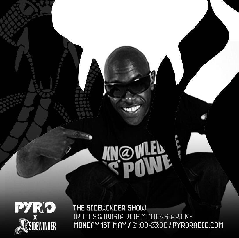 Catch @1mcdt @itstwistadj @djtrudos on @pyroradio tonight between 21:00-23:00 GMT #Vibes #LovingIt https://t.co/6lvQQMLeKF