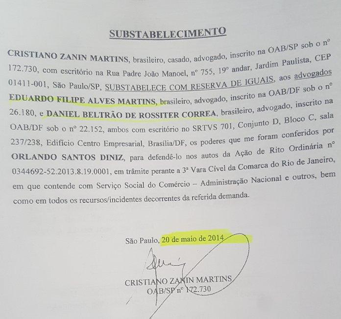 Exclusivo: Advogado de Lula contratou filho de ministro delatado pela OAS > https://t.co/RWyHQ5n6gZ