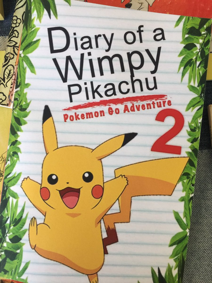 The best part is that this is the second book. @Bootleg_Stuff