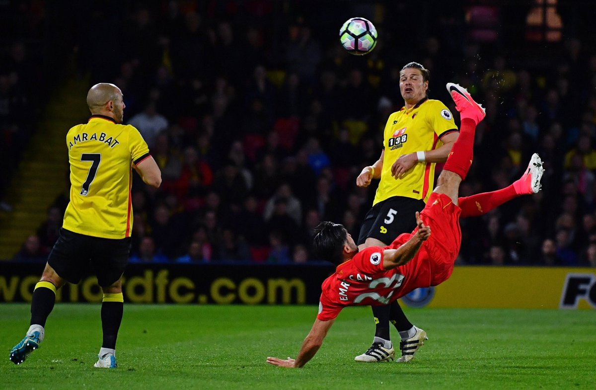 Video: Watford vs Liverpool