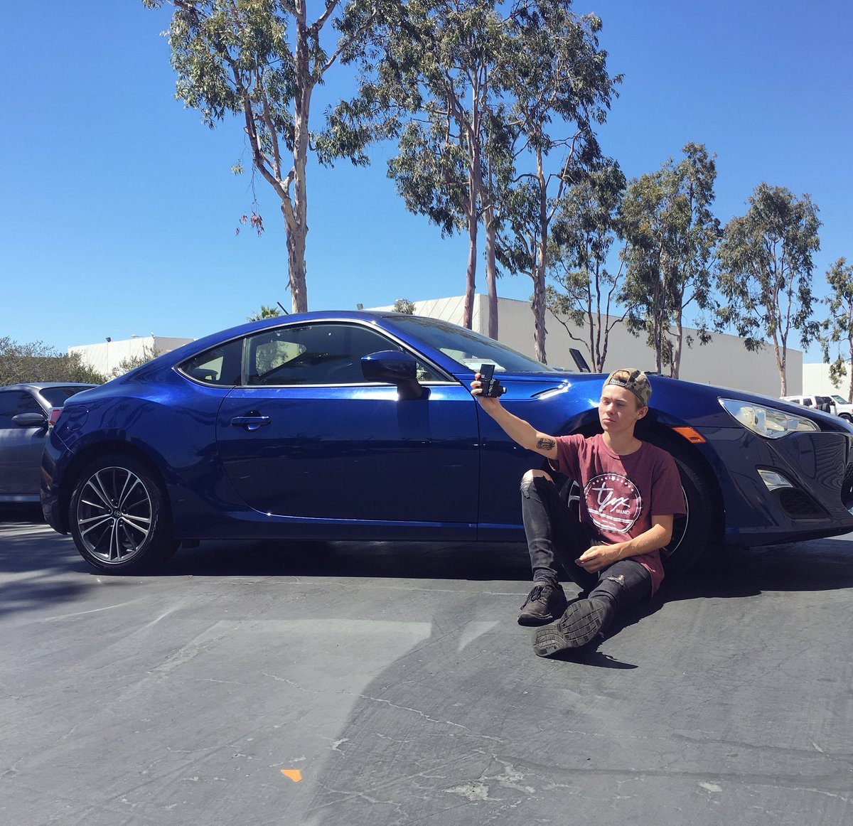 Tanner Fox On Twitter Just Dropped The Frs To Get Wrapped
