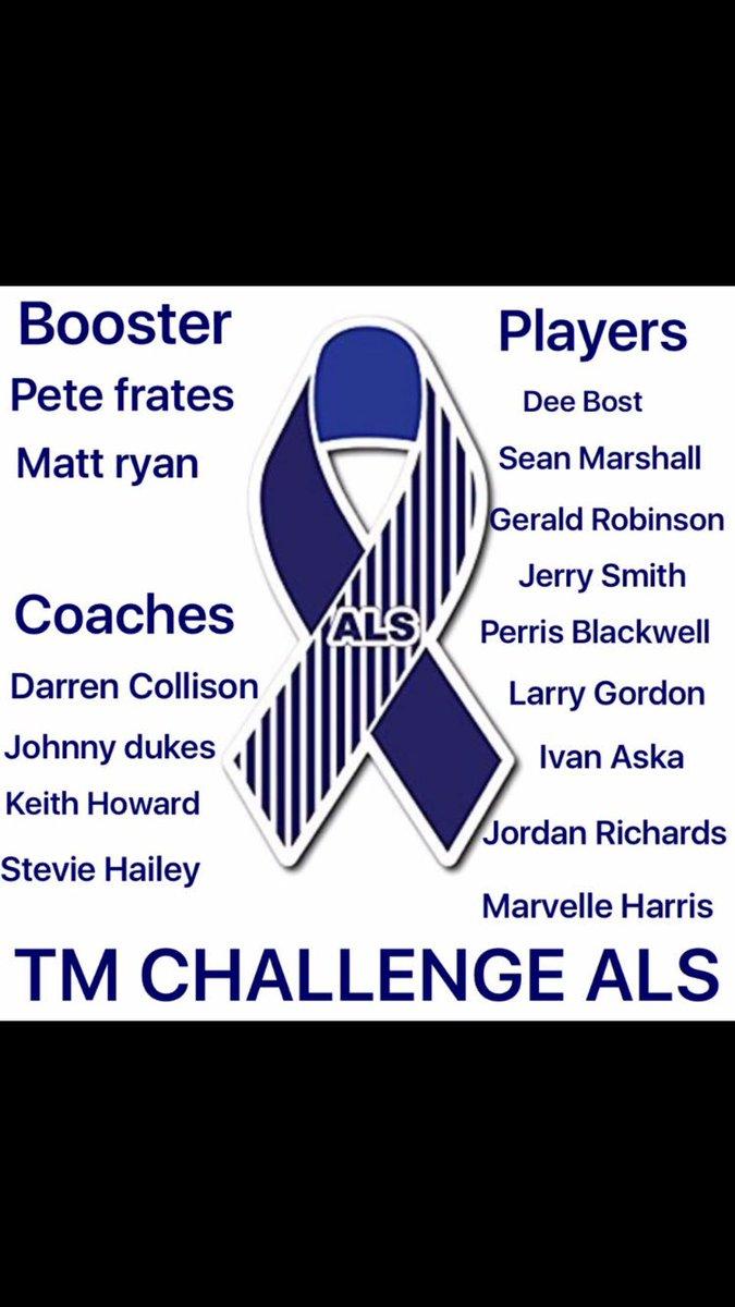 Team Challenge ALS on Twitter: