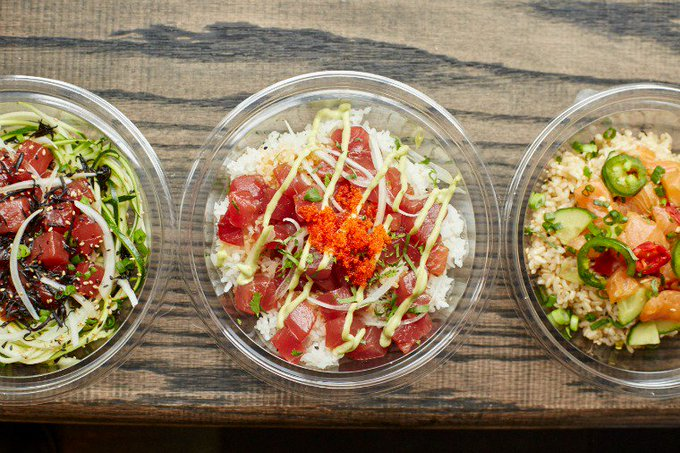 How to make your own poké bowl