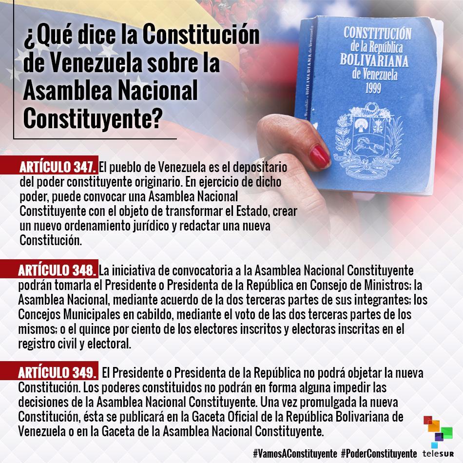 Presidente Maduro firmó decreto para convocar Poder Constituyente C-xnvBBXcAAXuMQ