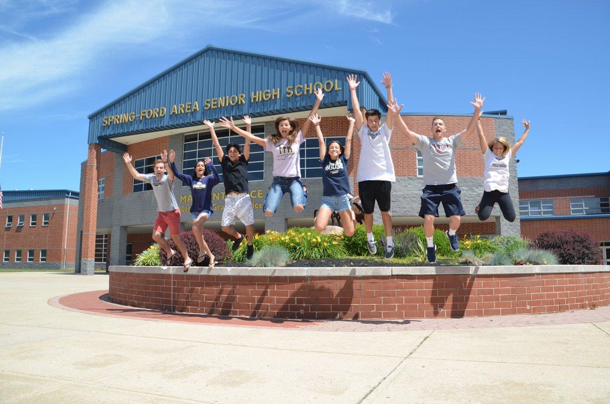 best high school https www usnews com education best high schools pennsylvania districts spring ford area sd spring ford senior high school 17359
