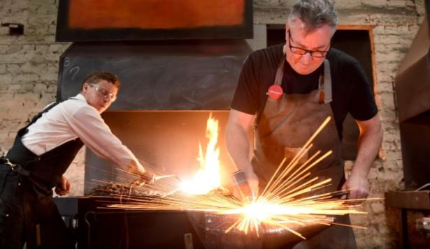 Sparks will fly at the #Blacksmiths arts festival in #Footscray this month https://t.co/Ij57BEXxnZ https://t.co/zjdNrR6cTl