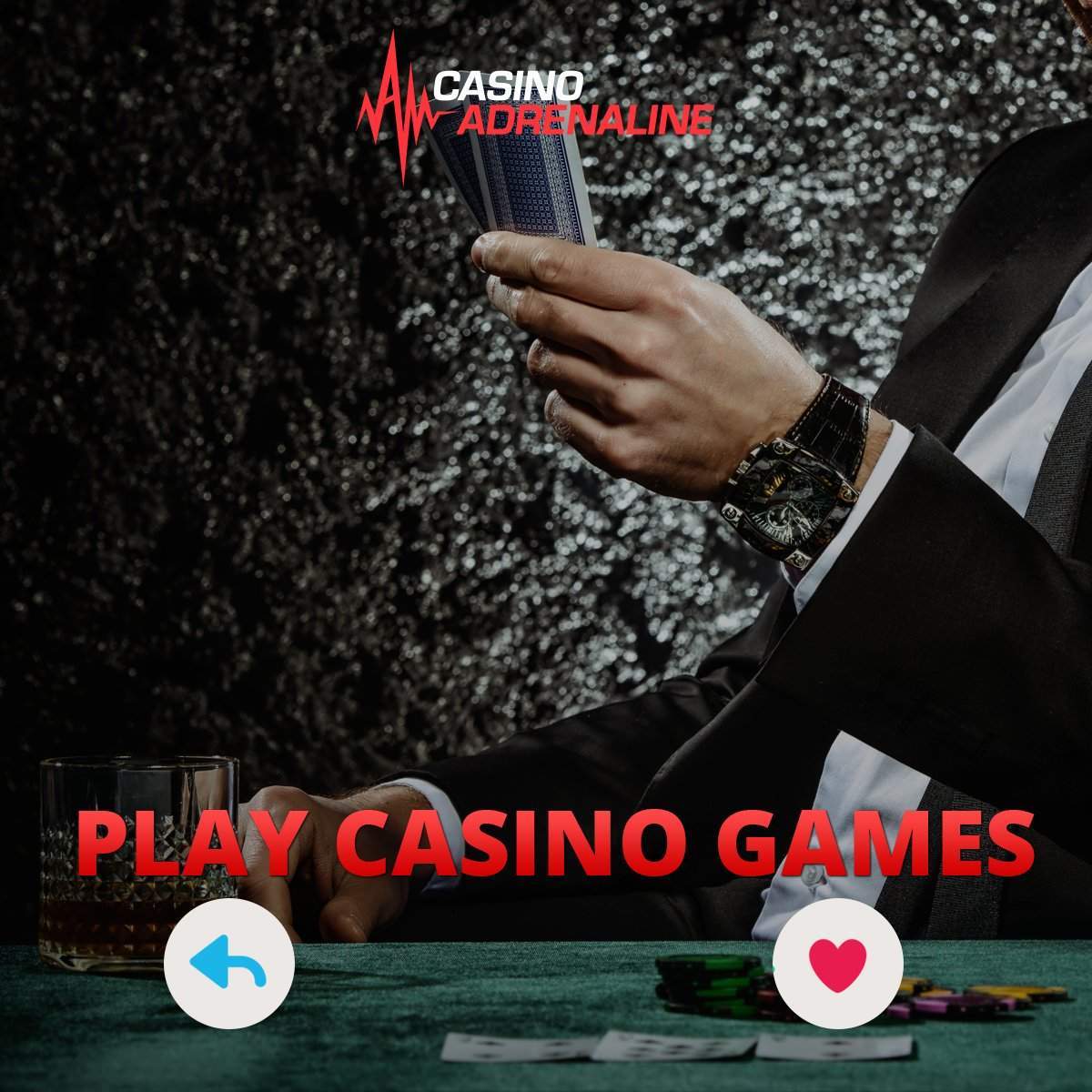 test Twitter Media - Why do we love to play casino games? Here's why...  → https://t.co/tYhcOXLcWp https://t.co/iXpOxczPBi