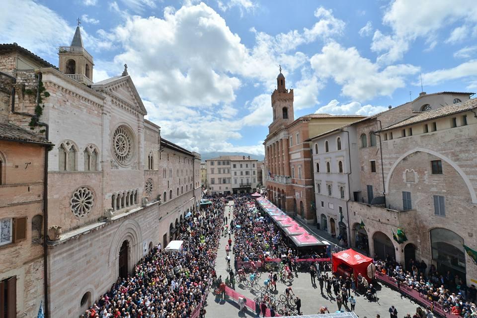 GIRO d'Italia 2017 DIRETTA Oggi: Foligno Montefalco Streaming Live Tappa 10, altimetria, mappa percorso crono, dove vederla in TV
