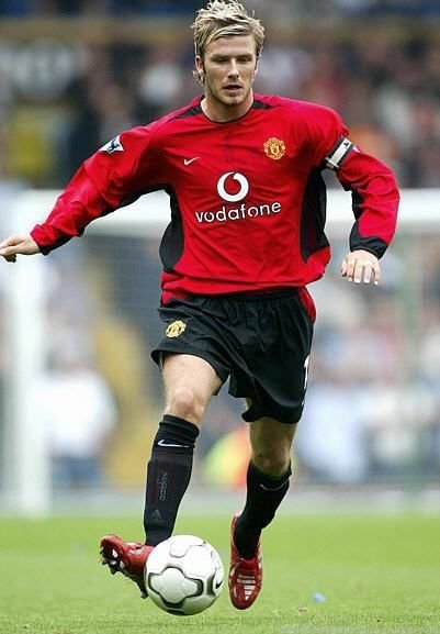 Once a red always a red..Happy birthday DAVID BECKHAM!