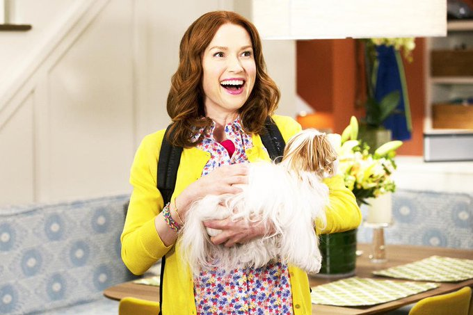 Happy Birthday to Ellie Kemper who turns 37 today!