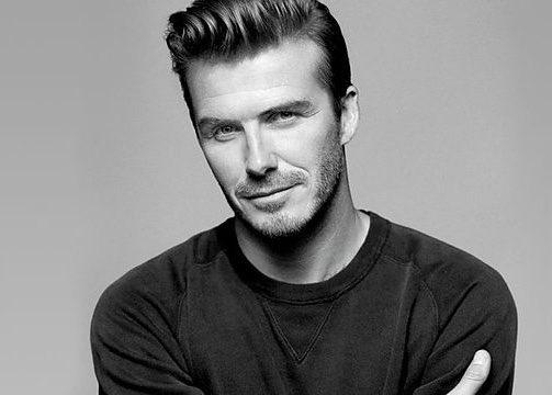 Happy birthday to the world\s most sexiest man alive , David Beckham