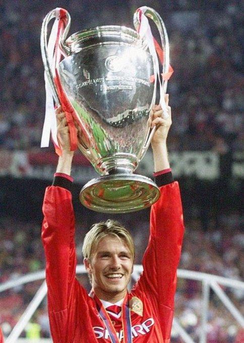 Happy 42 Birthday David Beckham.