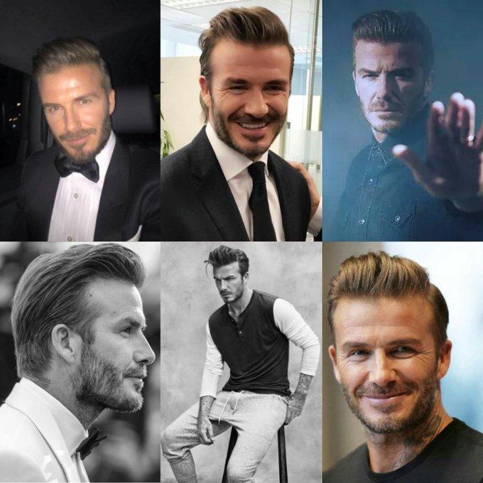 Happy 42nd birthday to the gorgeous amazing David Beckham