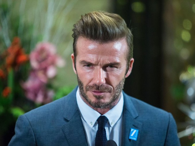 Happy Birthday to David Beckham  About: