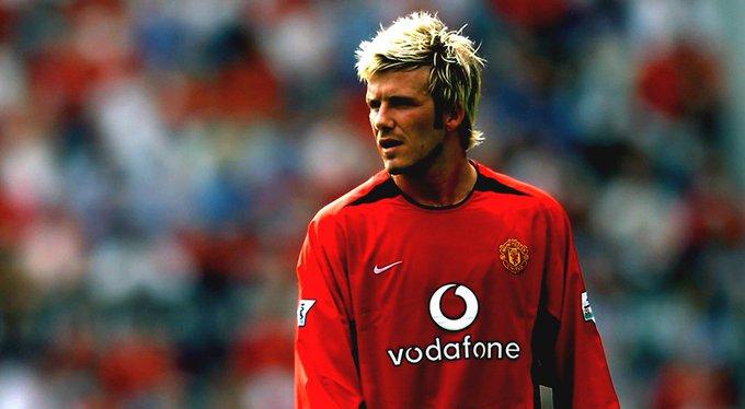 Happy Birthday David Beckham .
