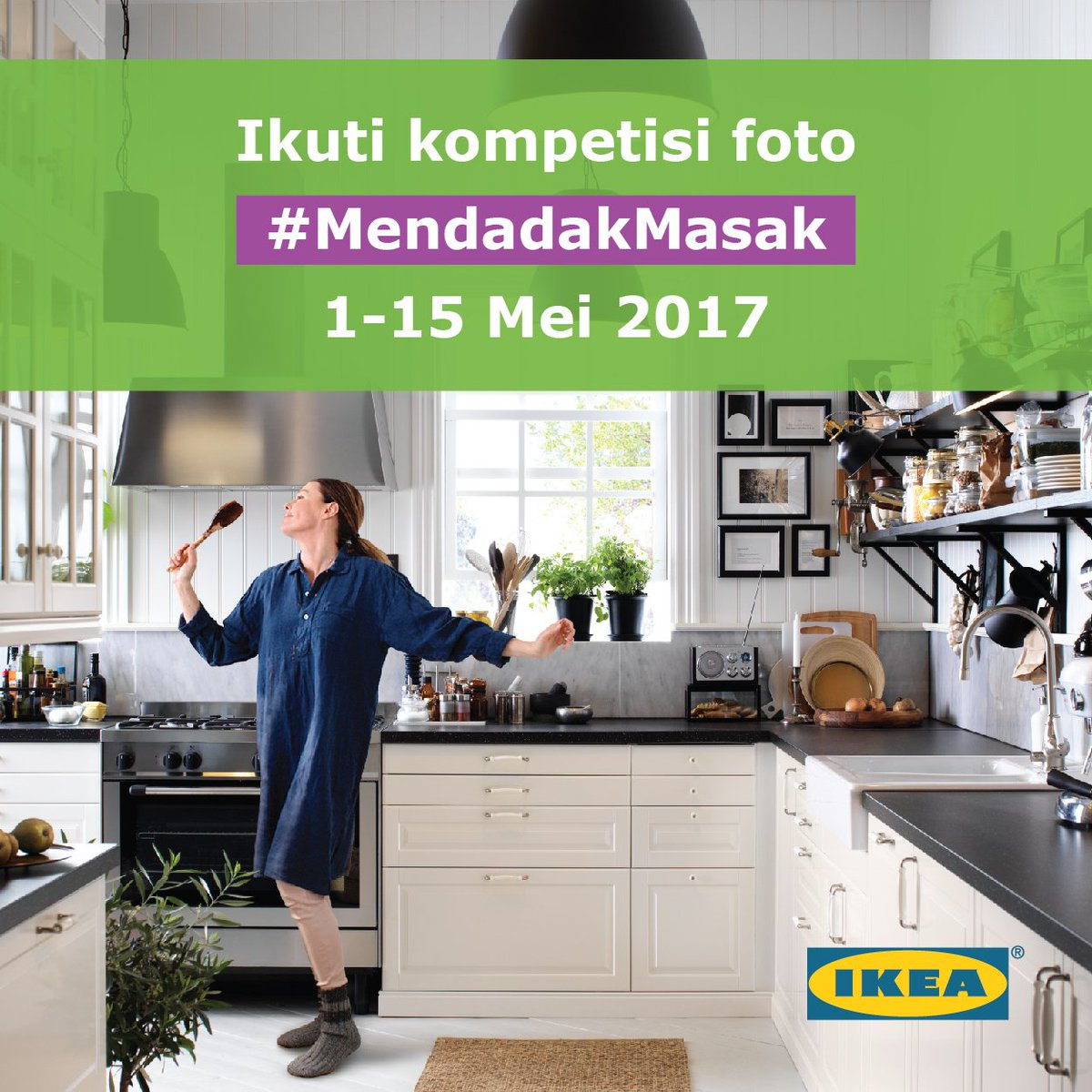 Ikea Indonesia على تويتر Dapatkan Gift Voucher Ikea Senilai 500rb
