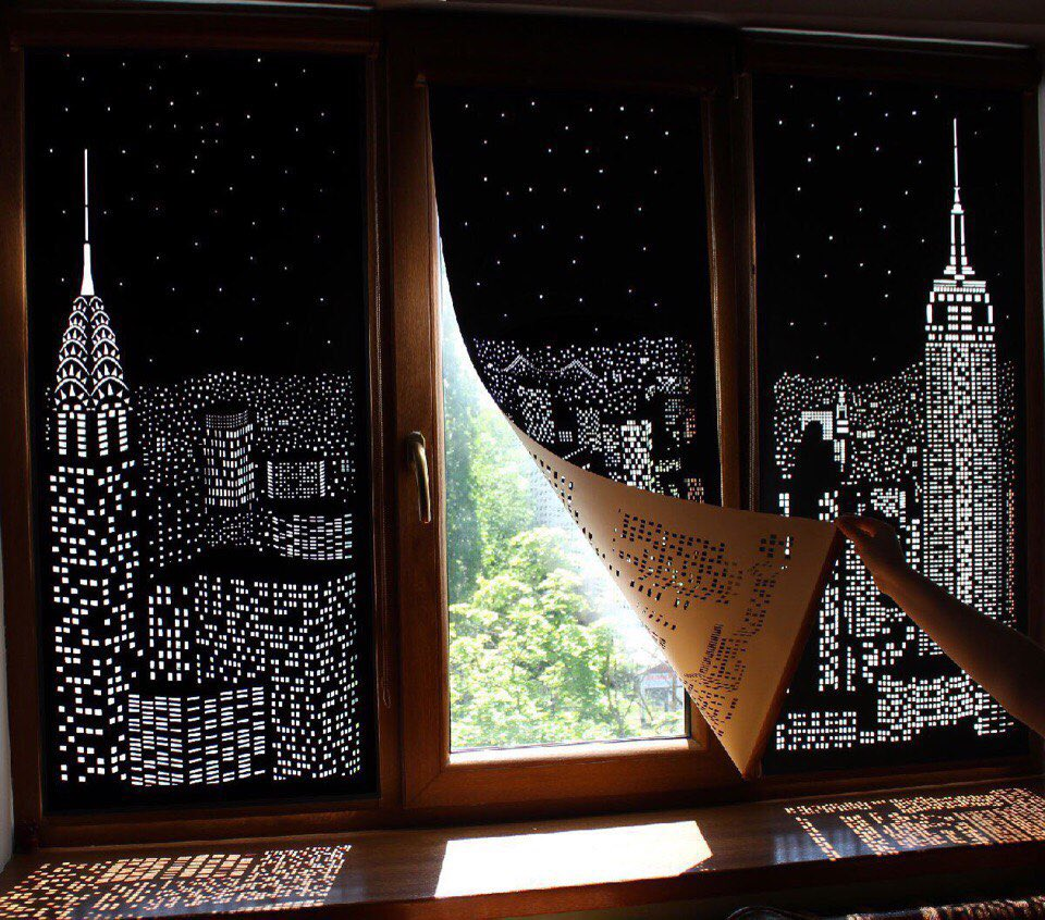 I'd love this window curtain design for my bedroom. https://t.co/ma3W1r3gi8