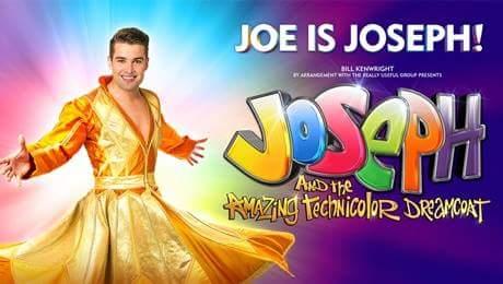 Joseph and the amazing technicolour dreamcoat starts at @BristolHipp today starring @joemcelderry91 #Bristol https://t.co/WbH0pi5ML1
