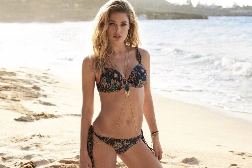 My @hunkemöller swim collection has finally launched online!👙Check out the collection: https://t.co/0fqLNR6suX! #DoutzenStories #Hunkemöller https://t.co/CUvxchosPO