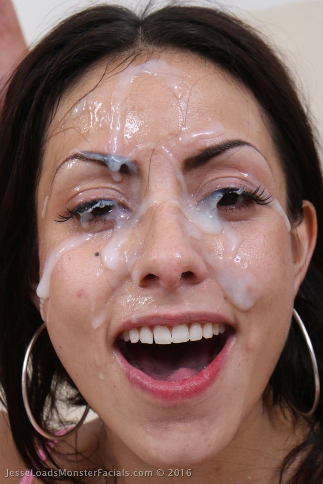 Slutload monster facial, canal live girls xxx