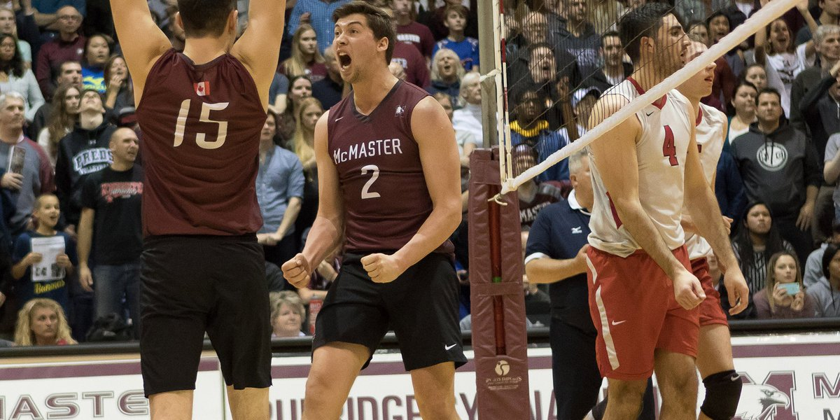 Men's Volleyball -- Marauders sweep defending #NCAA champion Ohio State Buckeyes:  https://t.co/ozpAWdE0Tl https://t.co/8Zh6YtzCit