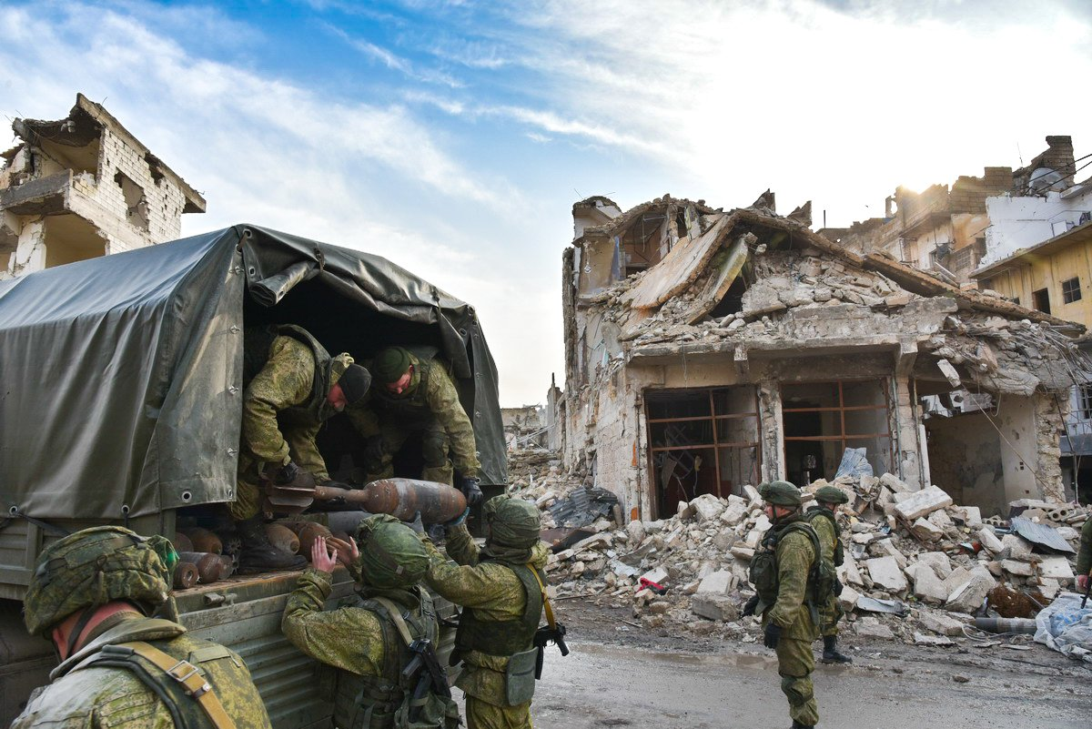 Russian military intervention and aid to Syria #10 - Page 36 C00-cKpWgAEBOfA