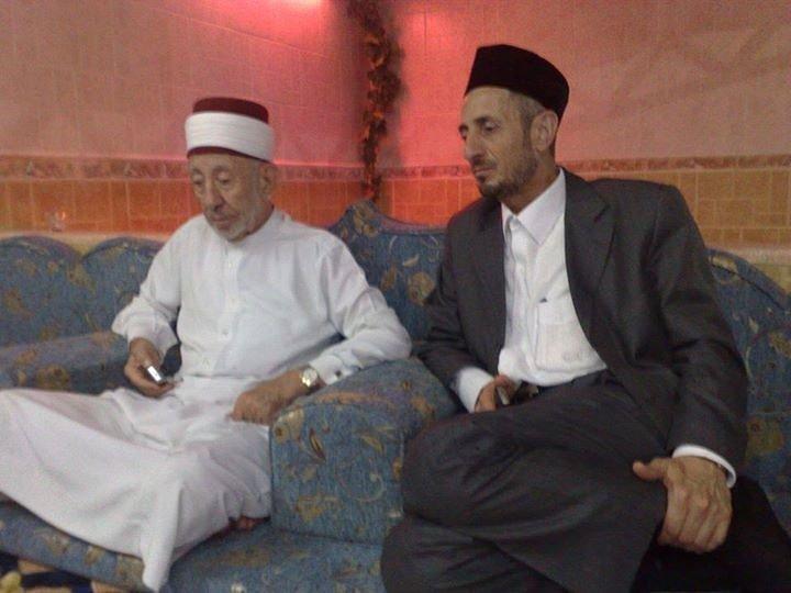 Image result for البوطي وابنه