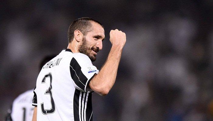 Fiorentina-Juventus, Chiellini in campo: sarà 100° volta della BBC. Partita Streaming stasera