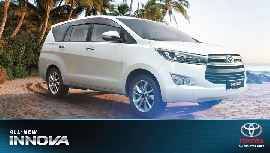 Celebrate the New Year with the sleek and contemporary All-New Toyota Innova and your presence will never go unnoticed. https://t.co/7qdzChNap4