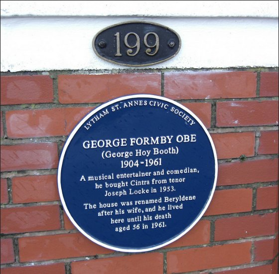 You Know You're From Lytham St Annes...When you know where this is... #GeorgeFormby <br>http://pic.twitter.com/7VJeKTHzcY