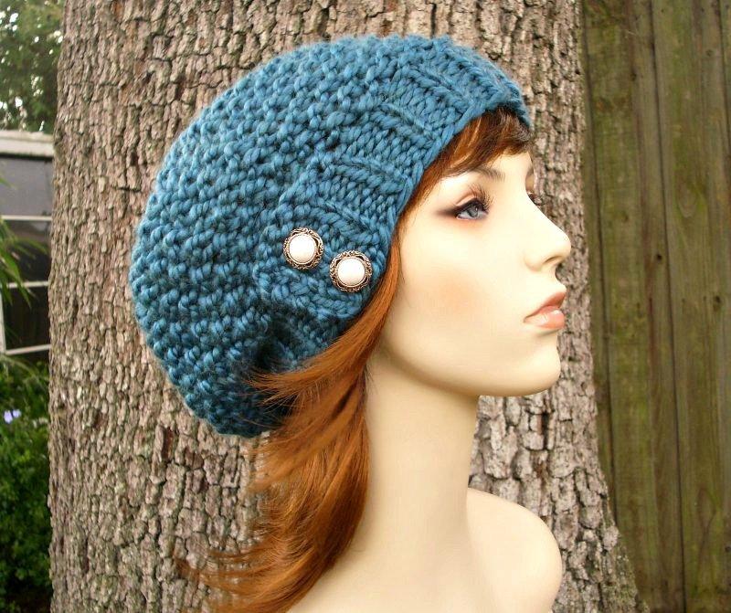Knit Hat Blue Womens Hat - Seed Beret Hat in Teal Blue Knit Hat… https://t.co/3veAR4tQh5 #pixiebell #TealBlueKnitHat https://t.co/RGXZn34xUY