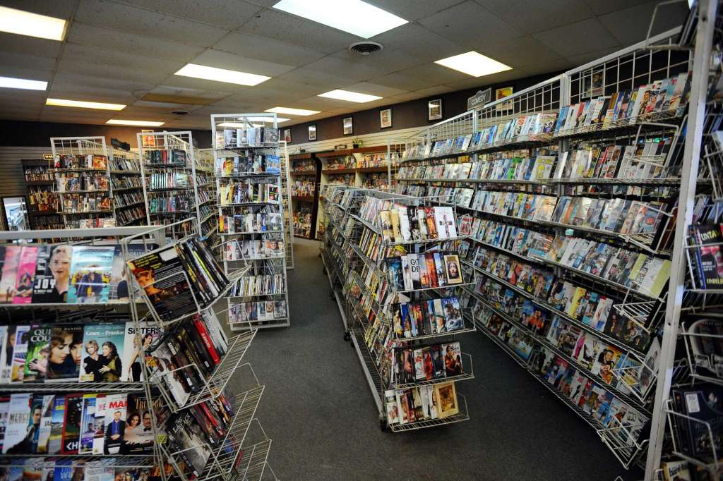 Canadian adult video store