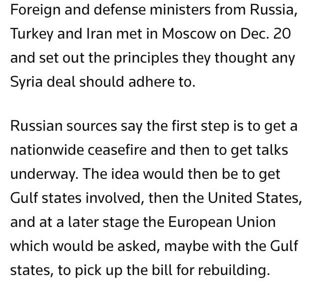 With US neutralised, EU can become Russia's useful idiots. Welcome 2017. https://t.co/bAJYpdoz7O