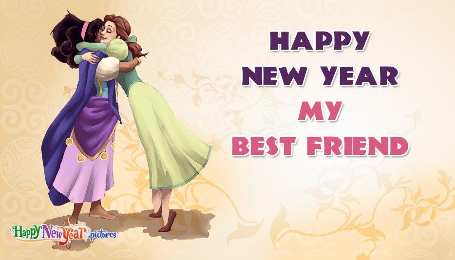 Priyanka On Twitter Happy New Year My Best Friend Httpstco